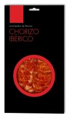 Pata Negra Chorizo Paprikawurst aus Wildpflanzenmast Revisan in Scheiben