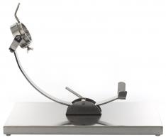 Schinkenhalter drehbar 360° Steelblade