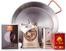 Paella-Set La Chinata für 2 Personen