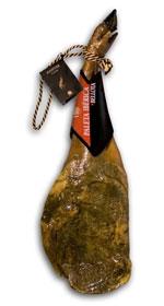 Zertifizierter Pata Negra Schinken aus Eichelmast Revisan (Vorderschinken)