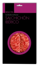 Pata Negra Salchichón Dauerwurst aus Eichelmast Revisan in Scheiben
