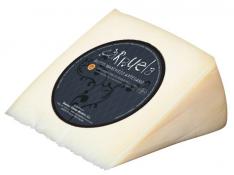 Stück Manchego-Käse gereift D.O. Manchego Carpuela halbgroß Gómez Moreno