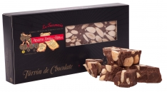 Schokoladen-Turrón Turrones Primitivo